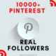 Pinterest followers hack