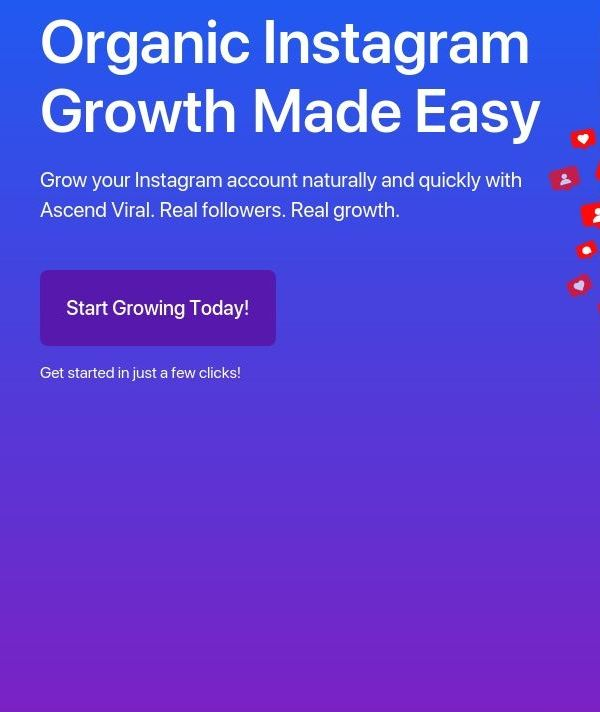 organic growth made easy