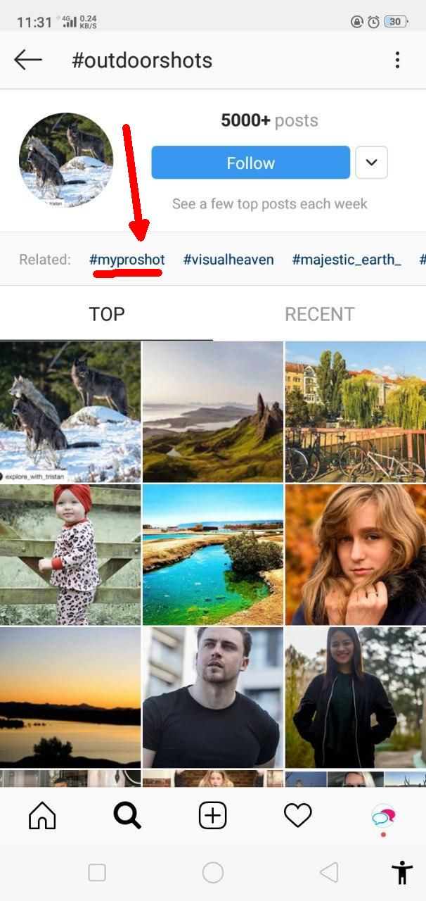 Instagram Hashtags Not Working 2021-intriguing Solution 4