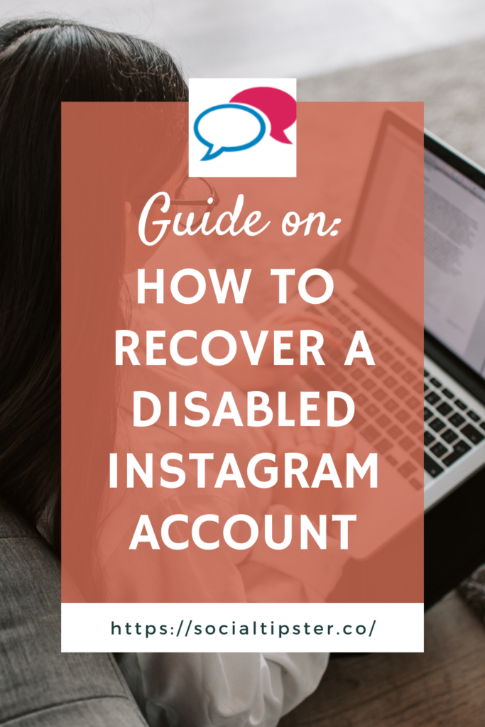 How to recover a disabled Instagram account in 2020