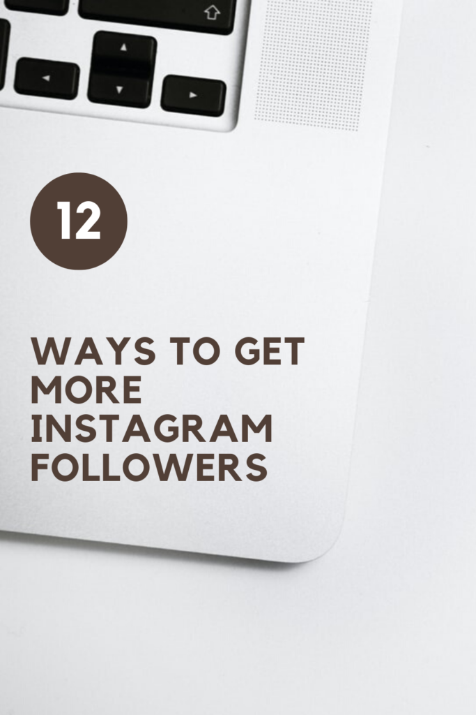 ways to get more Instagram followers