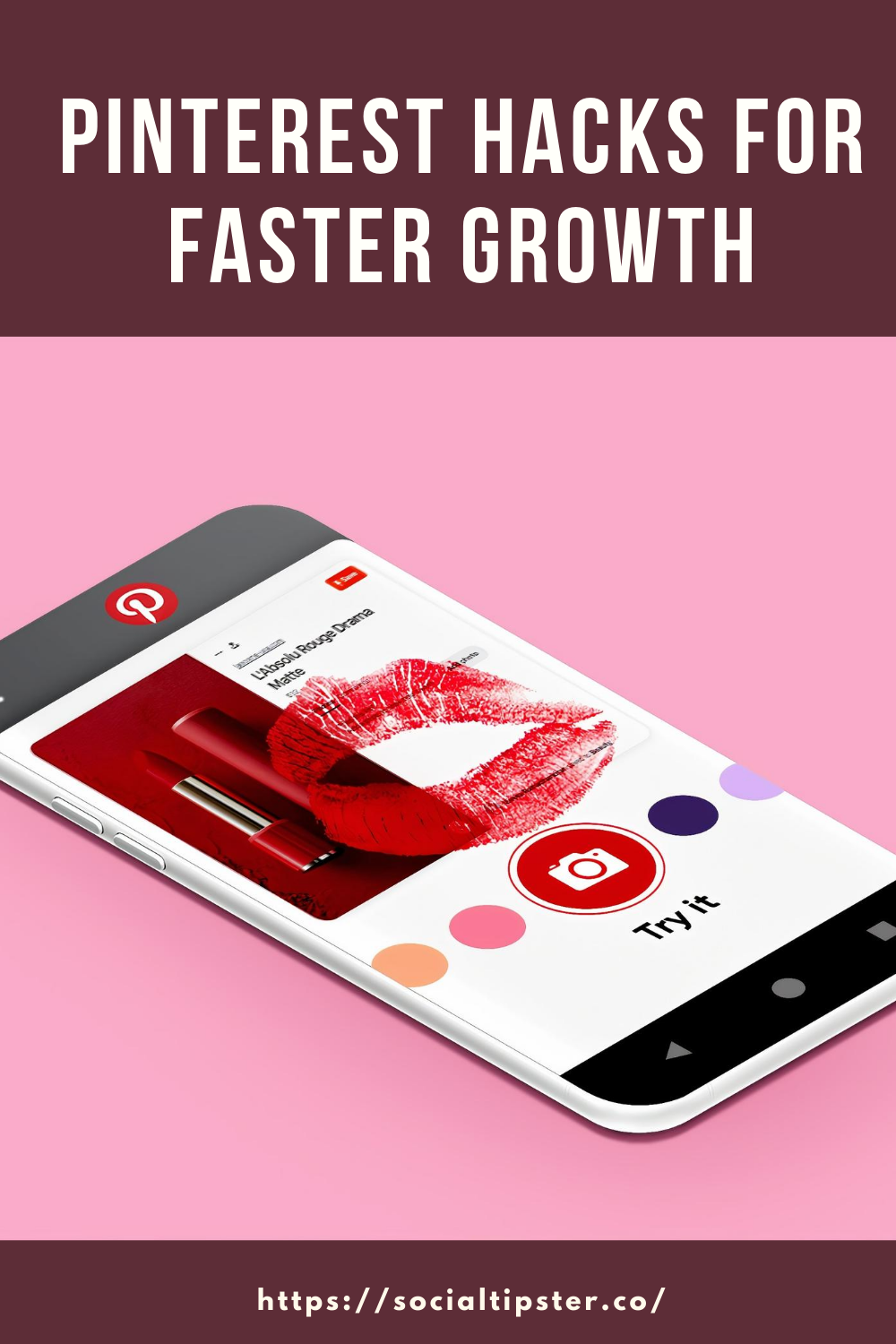 Pinterest hacks for faster growth