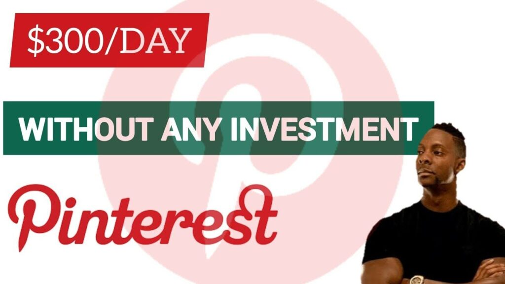 make money on pinterest wesley virgin