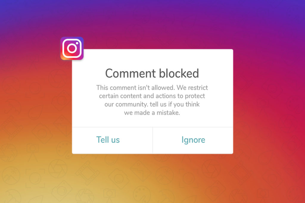 Instagram comment limit